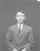 view [Portrait (Front) of Niga (Felipe)] October 1924 digital asset number 1
