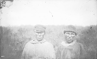 view Two Men in Native Dress 1877 digital asset number 1