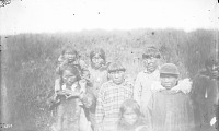 view Group in Partial Native Dress 1877 digital asset number 1