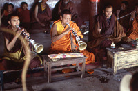 view Film Studies of Traditional Tibetan Life and Culture: Ladakh, India, 1978 7/26/1978 (4:20p.m.) digital asset number 1
