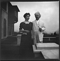 view Samuel Clemens and Helen Keller digital asset number 1