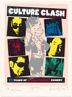 view Culture Clash: 15 Years of Revolutionary Comedy digital asset number 1