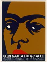 view Homenaje a Frida Kahlo digital asset number 1