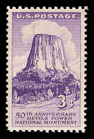 view 3c Devils Tower single digital asset number 1
