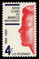 view 4c Boys' Clubs of America single digital asset number 1