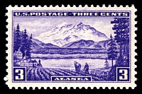 view 3c Alaska Territory Mt. McKinley single digital asset number 1