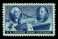 view 3c Postage Stamp Centenary single digital asset number 1