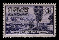 view 3c California Gold Centennial single digital asset number 1
