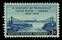 view 3c United States-Canada Friendship single digital asset number 1
