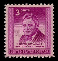 view 3c Will Rogers single digital asset number 1
