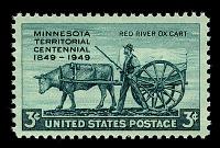 view 3c Minnesota Territorial Centennial single digital asset number 1