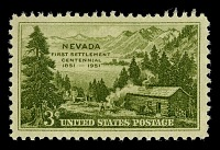 view 3c Nevada Centennial single digital asset number 1