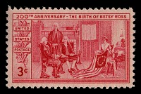 view 3c Betsy Ross single digital asset number 1