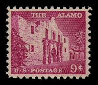 view 9c The Alamo single digital asset number 1
