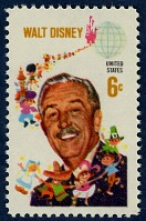 view 6c Walt Disney single digital asset number 1