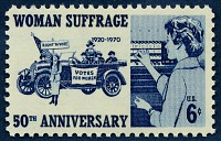 view 6c Woman Suffrage single digital asset number 1
