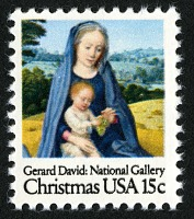 """view 15c """"Virgin and Child"""" single digital asset number 1"""