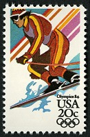 view 20c Downhill Skiing single digital asset number 1