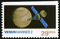 view 29c Venus and Mariner 2 single digital asset number 1