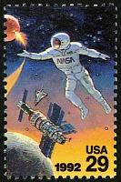 view 29c Astronaut single digital asset number 1