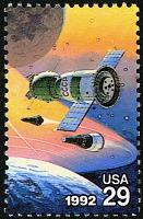view 29c Soyuz, Mercury and Gemini Spacecraft single digital asset number 1