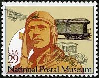 view 29c Charles Lindbergh single digital asset number 1