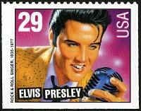 view 29c Elvis Presley single digital asset number 1