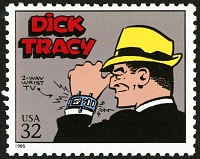 view 32c Dick Tracy single digital asset number 1