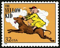 view 32c The Yellow Kid single digital asset number 1