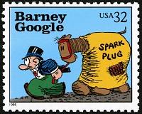 view 32c Barney Google single digital asset number 1