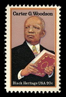 view 20c Carter G. Woodson single digital asset number 1