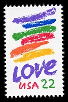 view 22c LOVE single digital asset number 1