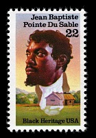 view 22c Jean Baptiste Pointe du Sable single digital asset number 1