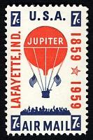 view 7c Balloon Jupiter single digital asset number 1