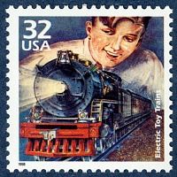 view 32c Electric Toy Trains single digital asset number 1
