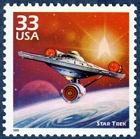 view 33c Star Trek single digital asset number 1