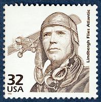 view 32c Charles Lindbergh single digital asset number 1