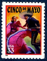 view 33c Cinco de Mayo single digital asset number 1