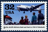 view 32c 50th Anniversary of Berlin Airlift digital asset number 1