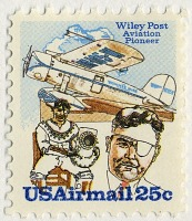 view 25c Wiley Post single digital asset number 1