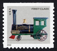 view First-class (37c) Toy Locomotive single digital asset number 1