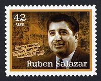 view 42c Ruben Salazar single digital asset number 1