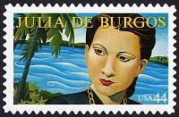 view 44c Literary Arts: Julia de Burgos single digital asset number 1