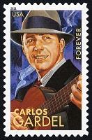 view Forever Latin Music Legends: Carlos Gardel single digital asset number 1