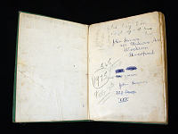 view John Lennon's stamp album digital asset number 1