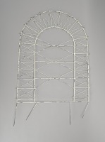 view <I>Wire frame, arbor</I> digital asset number 1