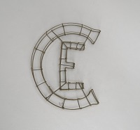 view <I>Wire frames, Christian Endeavor emblem</I> digital asset number 1