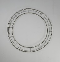 view <I>Wire frame, wreath, large</I> digital asset number 1