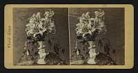 view Statuette with flowers digital asset: Statuette with flowers