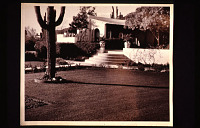 view Benton House: house entry. digital asset: Benton House: house entry.: 1950
